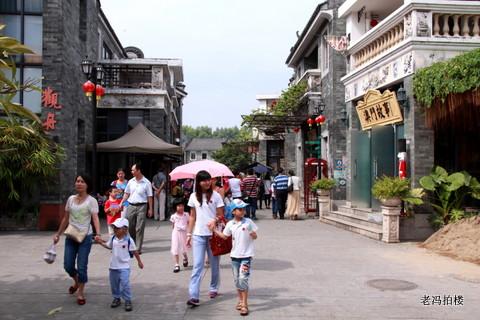 老冯拍楼 岭南印象园的人文旅游价值图片