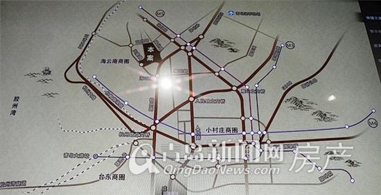 青岛飞机场到市区多远