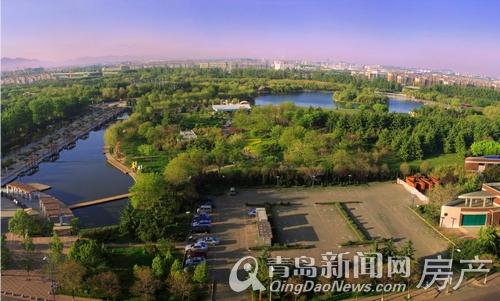 万科玫瑰里,城阳世纪公园,青岛新闻网