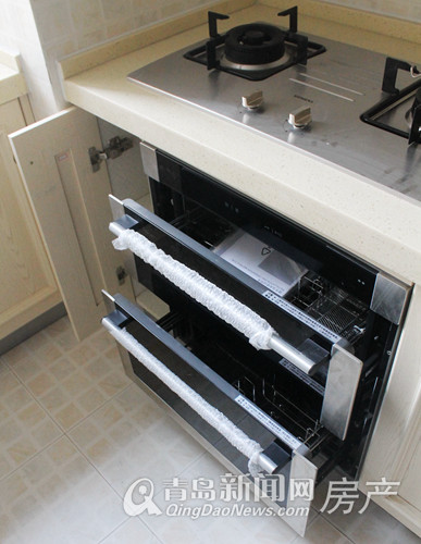 厨房西门子消毒柜平面设计收费项目图片