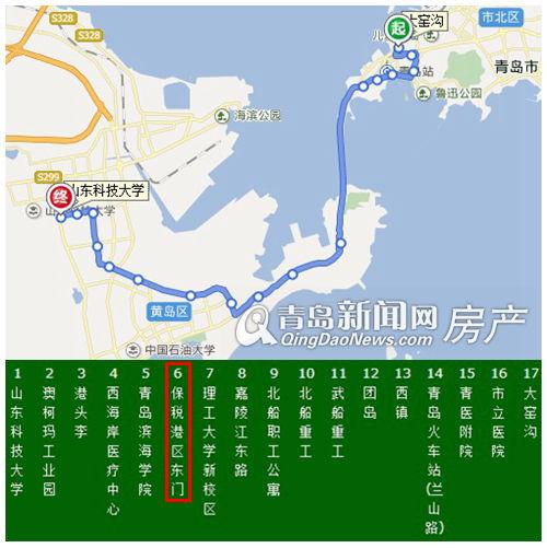 隧道1路路线图