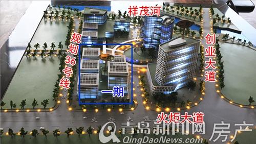 由青岛市高新区国有资产管理局和投资开发集团共同出资设立,为青岛