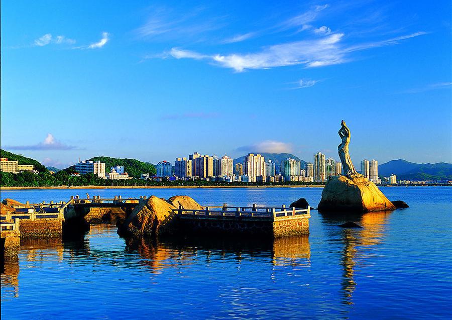 中国 青岛 杭州/住宅均价:12999元/㎡