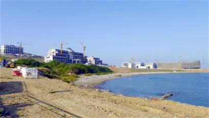 土地市场透露别墅楼市:青西新区|中坚东营将是热点力量硅谷阳光房蓝色图片