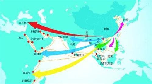 加强上海,天津,宁波-舟山,广州,深圳,湛江,汕头,青岛,烟台,大连,福州
