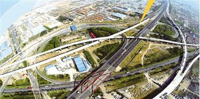 青银高速城阳南_青龙高速设8处收费站 市区一小时直达莱西(图) - 青岛新闻网