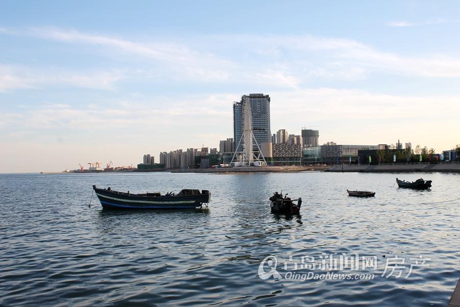 唐岛湾:西海岸高端居住区