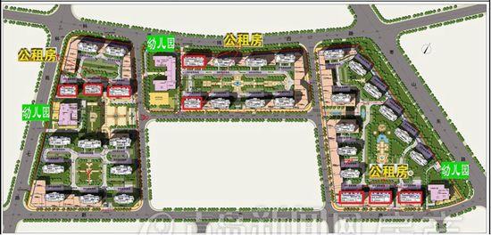 青岛市崂山区规划局_崂山区将建40万平综合住宅区 位于新宏路北配建公租房2202户 ...