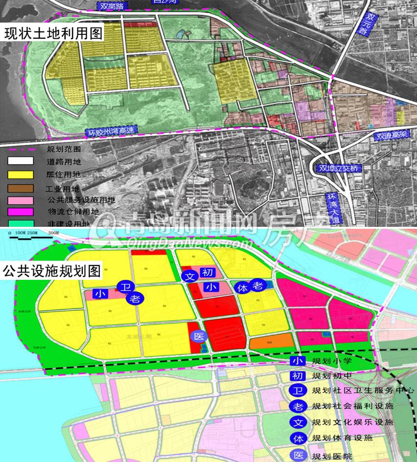 建设规划 未来居住人口超50万 组图