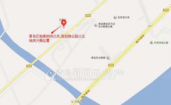 黄岛,青岛,土地出让,灵山湾创智产业园