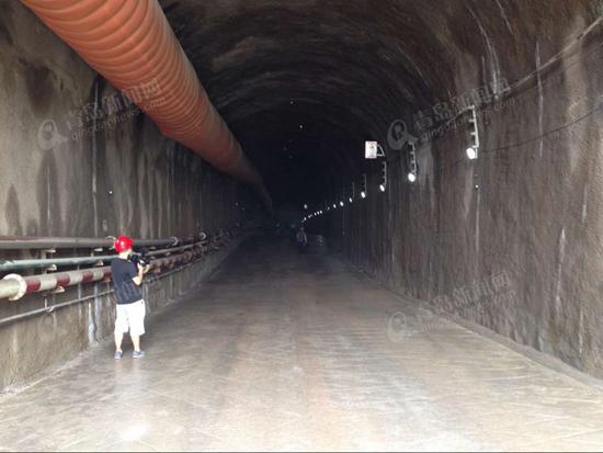 首发:地铁1号线过海隧道海域段开挖 全国最长