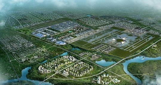 新机场加地铁8号线 聚焦胶州大规划论 买房继续向北 的可行性