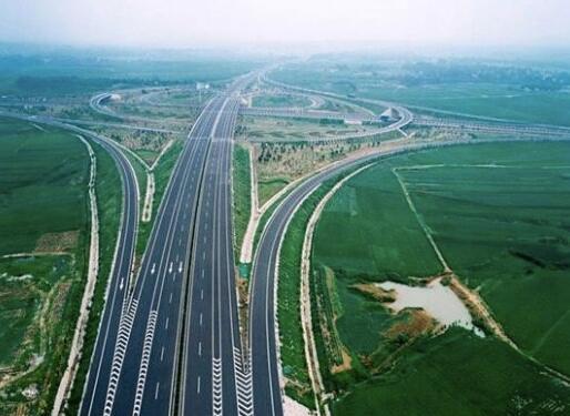 潍日高速滨海连接线三个项目年内通车