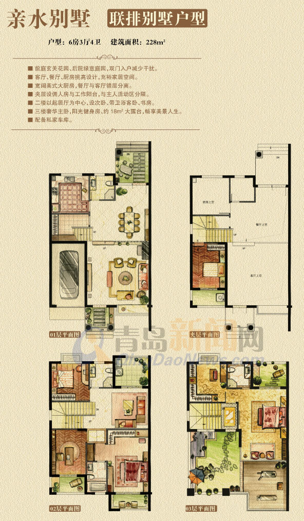 1014别墅图纸
